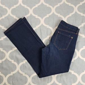 NYDJ Jeans - NYDJ Bootcut jeans womes dark wash sz 6